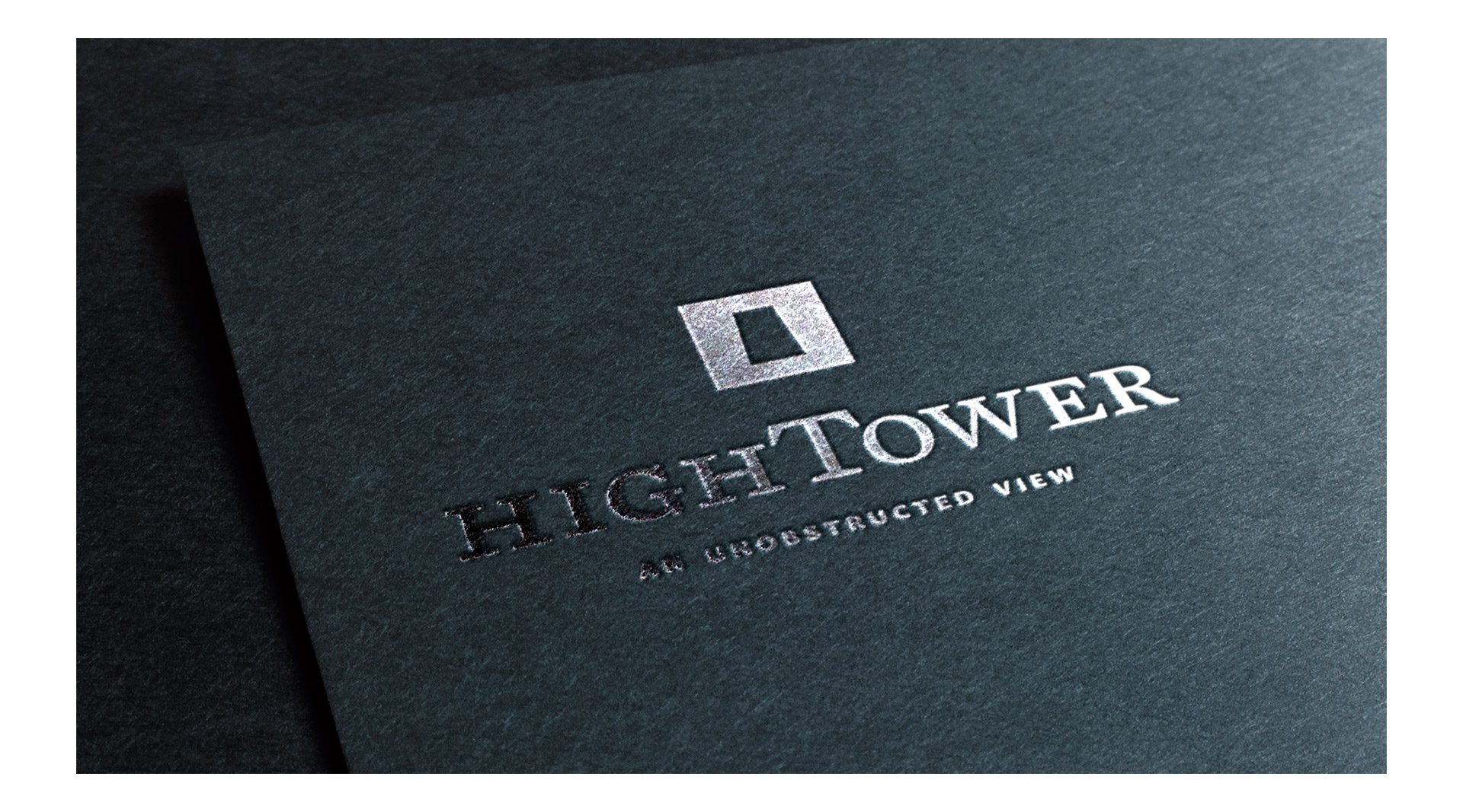 HighTower Book Cover