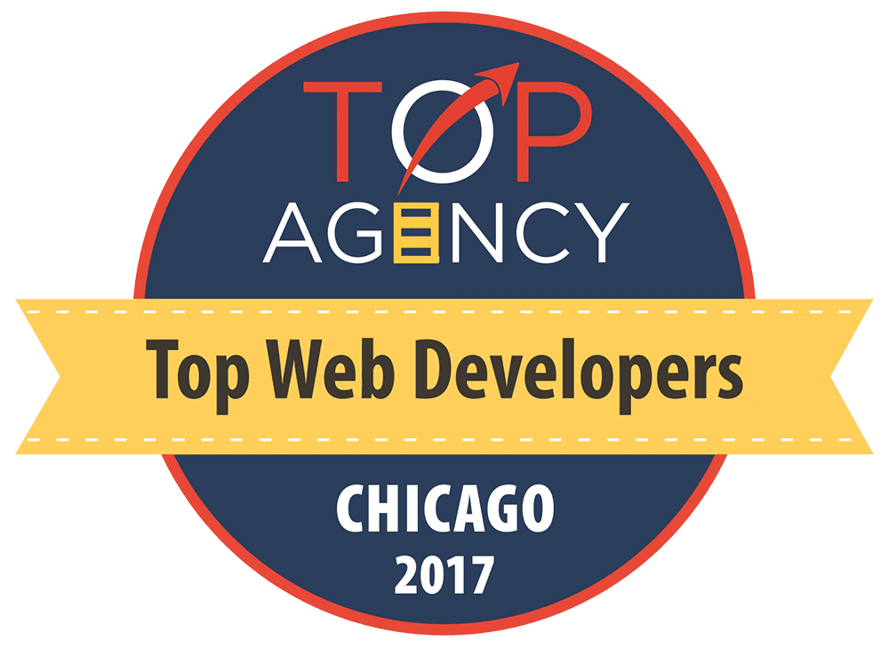 TopAgency Top Web Developers Chicago 2017