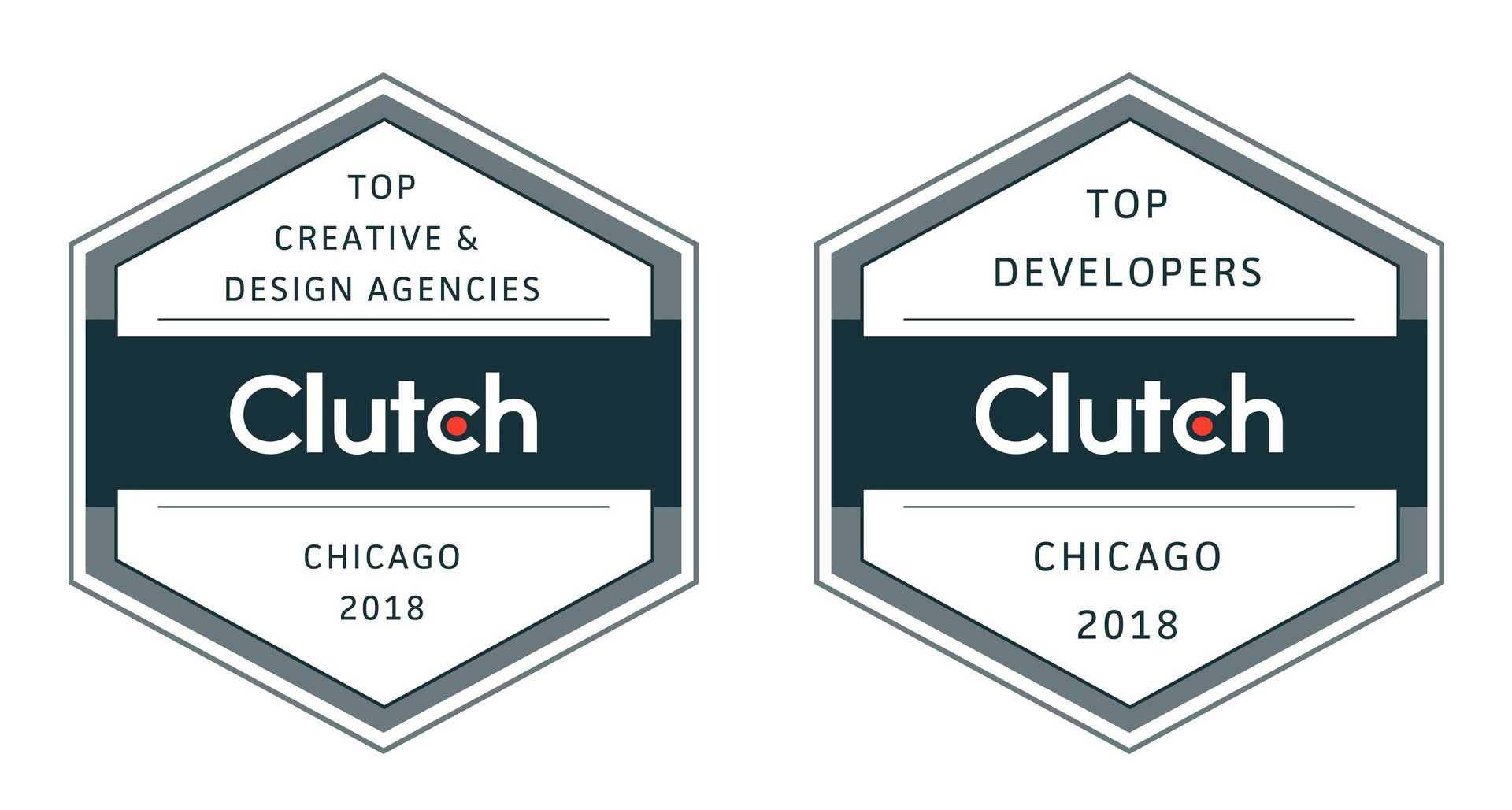 Clutch Top Design and Creative Agency Chicago 2018