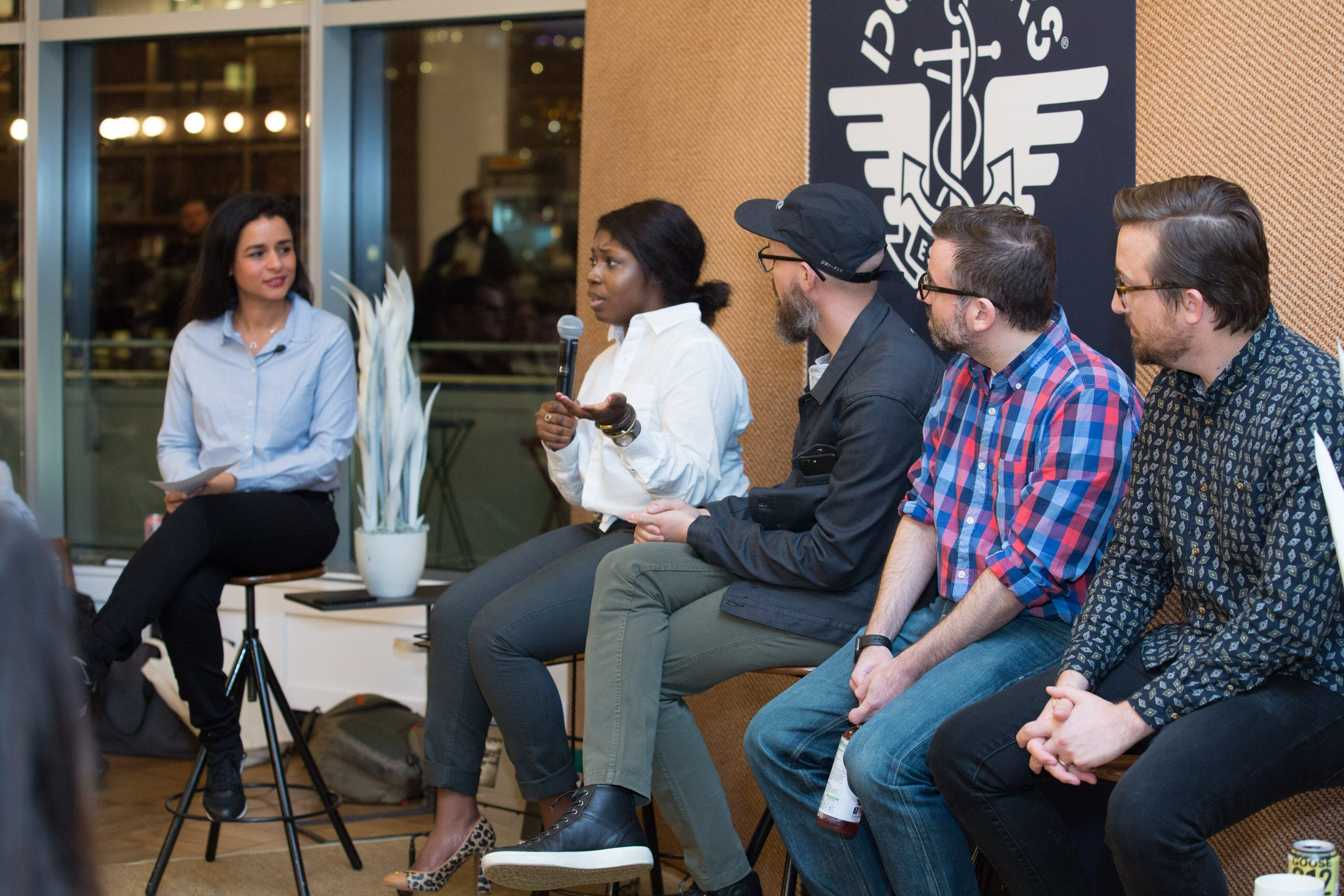 Dockers WeWork Always On Sessions Q&A