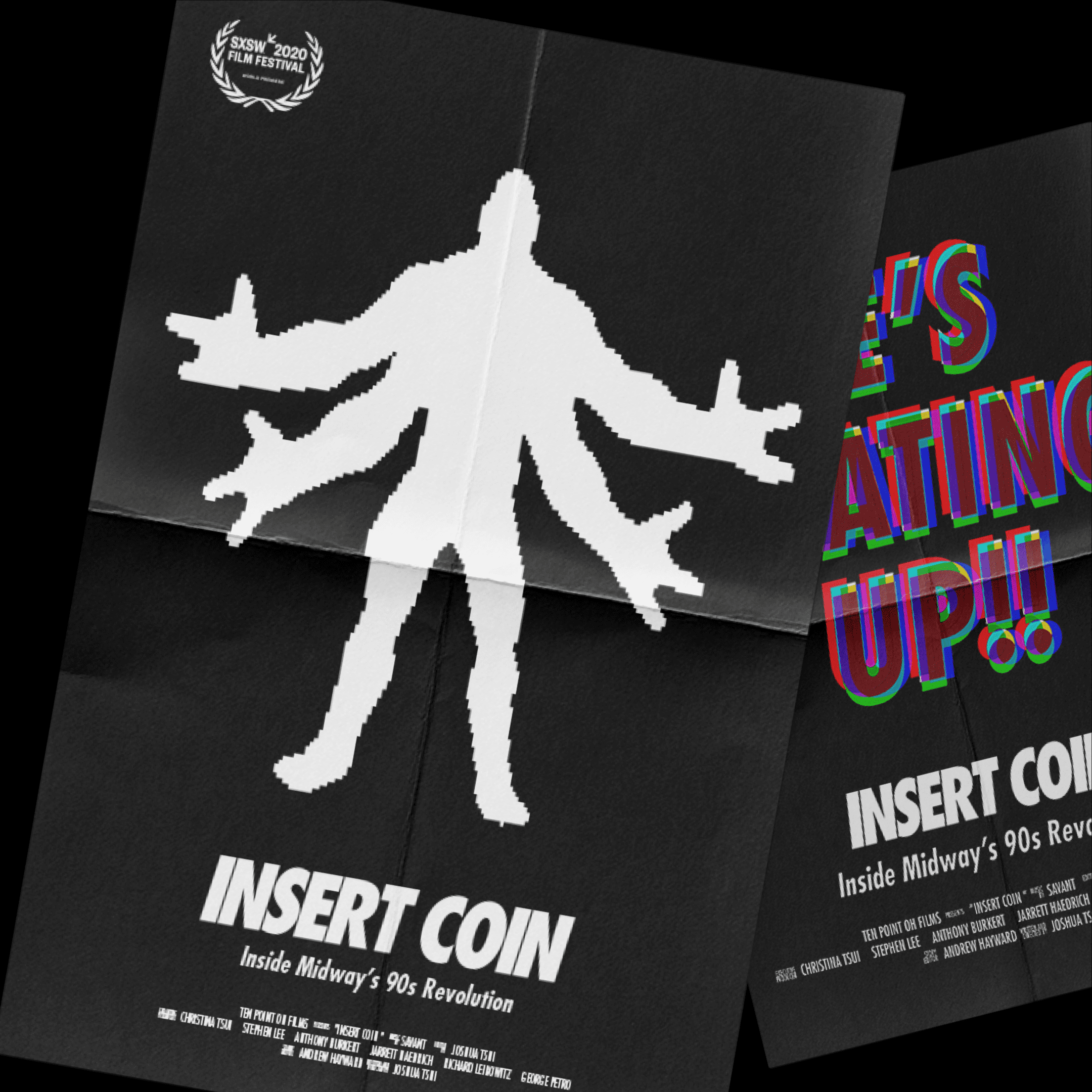 Insert Coin SXSW 2020 Documentary Debut Poster