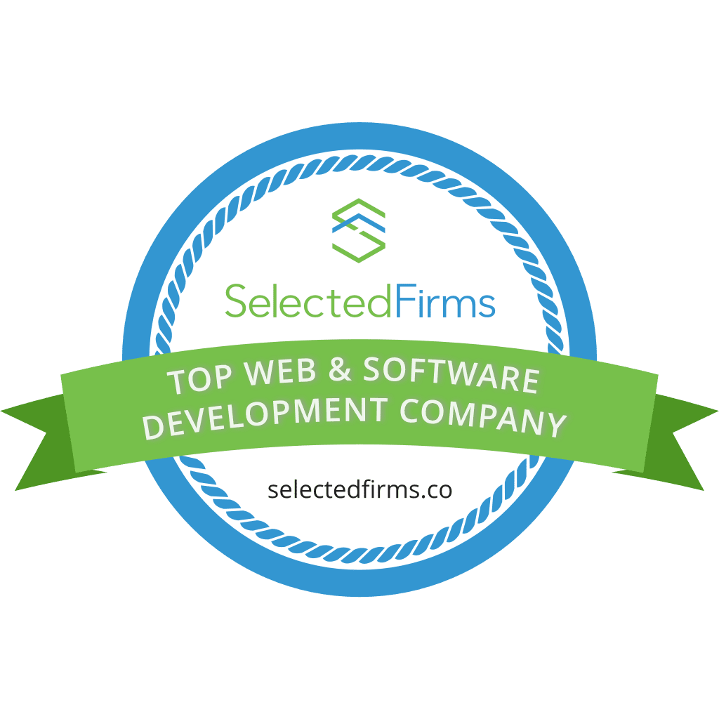Selected Firms Top Web & Software Development Company 2020